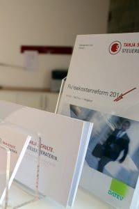 Reisekostenabrechnung, Steuerprüfung by Steuerberatung Schulte, Steuerberater in Essen