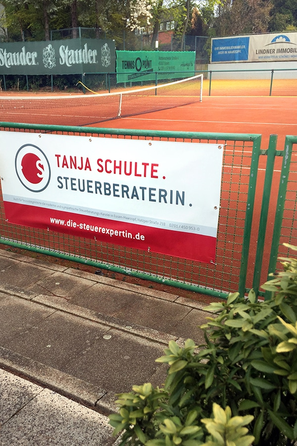 Sport Fitness Tennis Turnier Fitness Gesundheit Sponsor. Steuerberatung Schulte · Steuerberater in Essen
