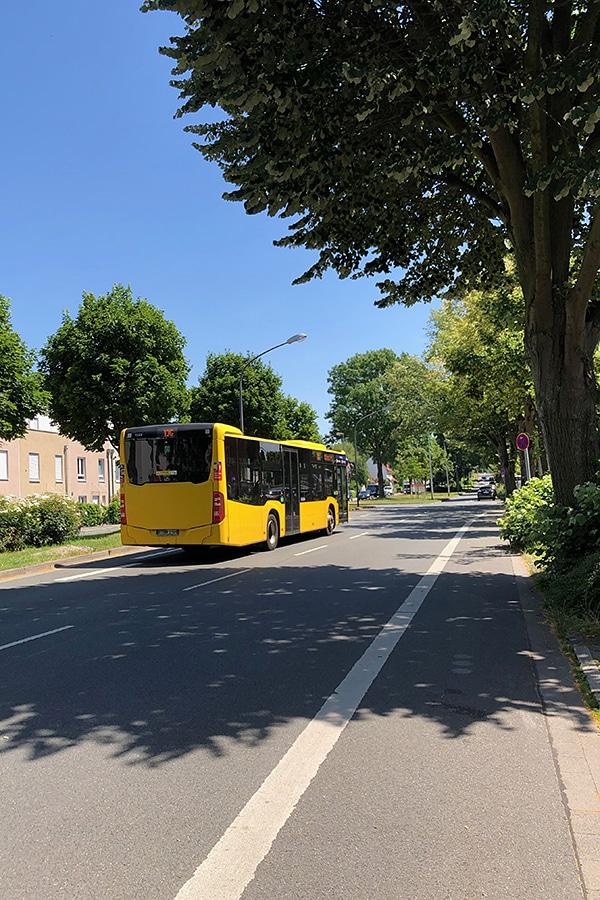 Steuerberater Info: Stadt Essen, Bus fahren / ÖPNV Steuerberatung Schulte in Essen