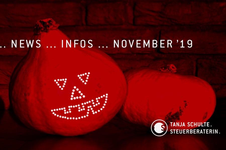 Halloween in Essen @ Steuerberatung Schulte. Die modernen, sympathischen Steuerberater