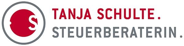 STEUERBERATUNG SCHULTE .Steuerberaterin Tanja Schulte Retina Logo