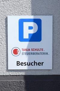 Parken in Essen-Haarzopf by Steuerberatung Schulte, Steuerberater in Essen