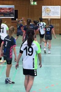 Sport-Sponsoring Handball by Steuerberatung Schulte, Steuerberater in Essen