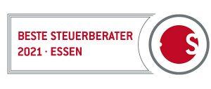 Auszeichnung Handelsblatt 2021 – Steuerberatung Schulte, BESTE STEUERBERATER IN ESSEN