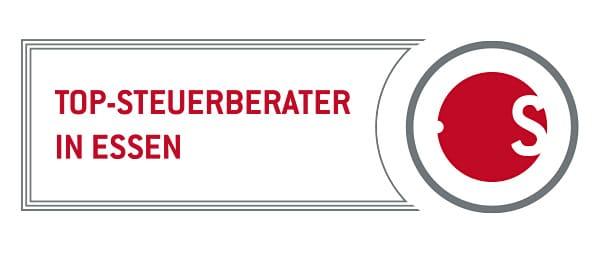 Auszeichnung Handelsblatt 2019 – Steuerberatung Schulte, Prädikat TOP_STEUERBERATER IN ESSEN