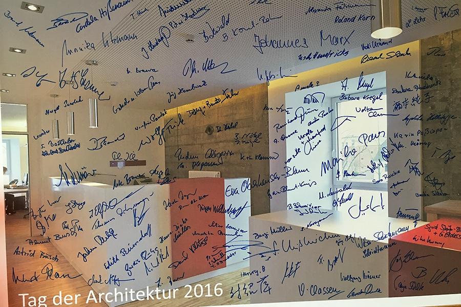 Tag der Architektur by Steuerberatung Schulte, Steuerberater in Essen